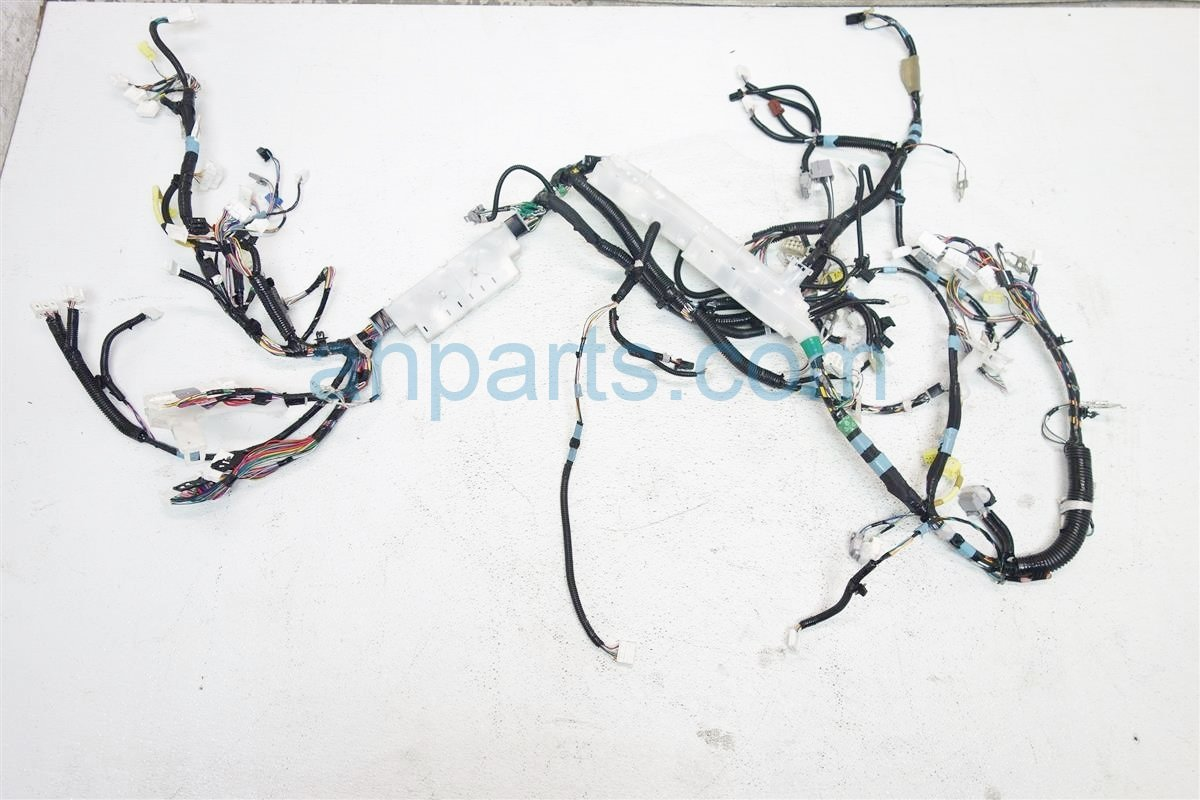 2014 Toyota Sienna Instrument Dash Wiring Harness 82141 08a44 Wire Replacement