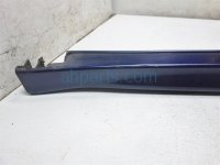 $45 Honda LH SIDE SKIRT / ROCKER MOLDING BLUE
