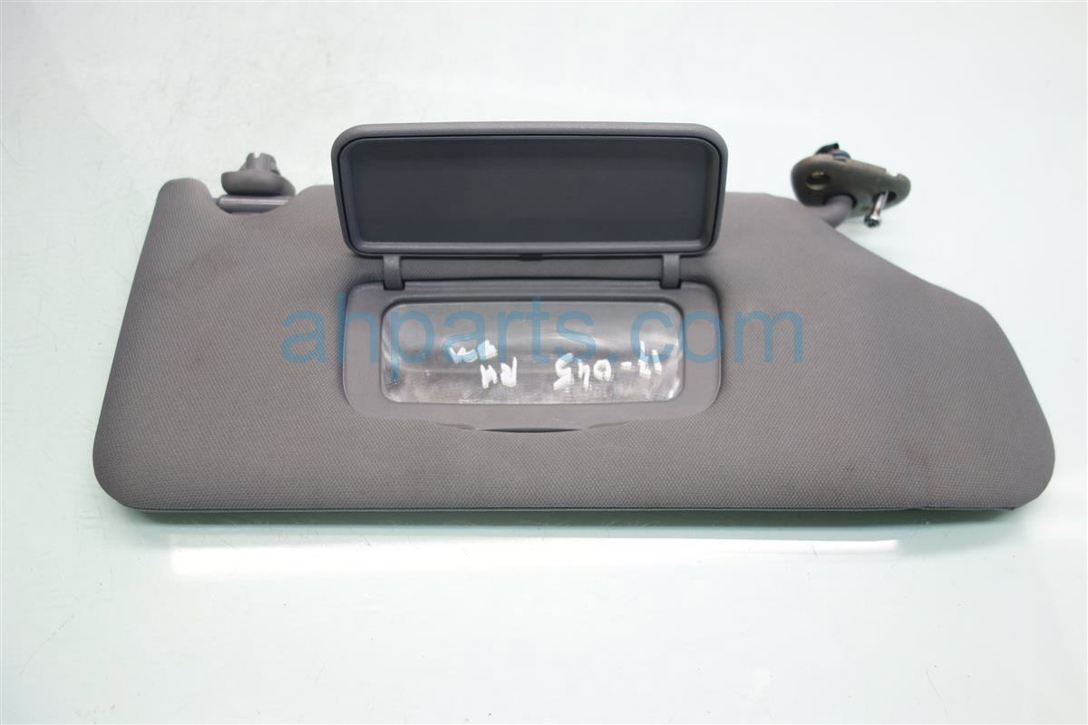2005 Acura TL Passenger SUN VISOR GRAY Replacement