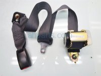 2006 Acura TL REAR CENTER SEAT BELT BLACK Replacement