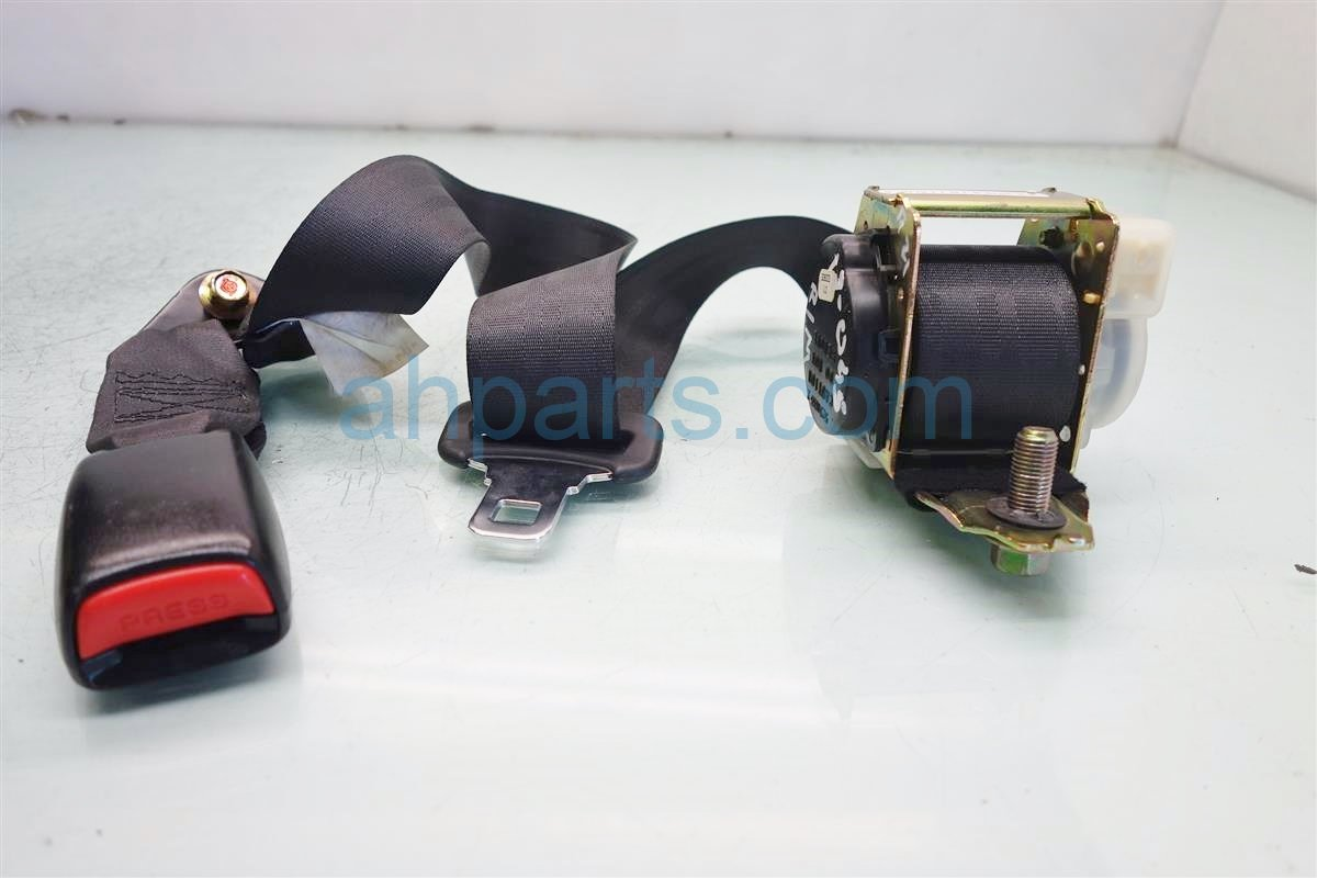 2005 Acura TL REAR CENTER SEAT BELT BLACK Replacement