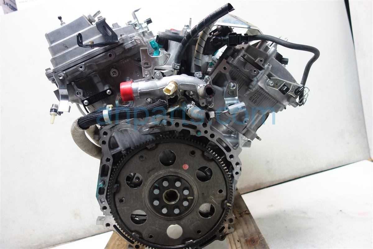 2014 Toyota Sienna 3 5L ENGINE MOTOR Replacement