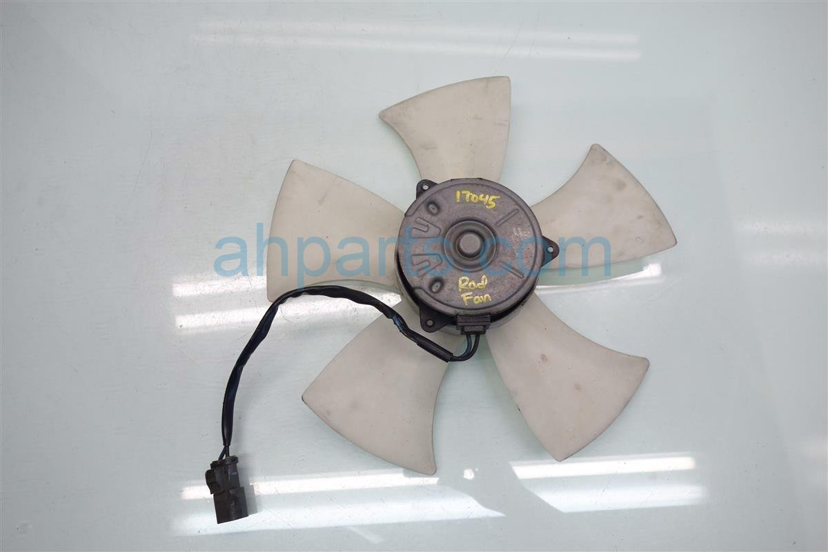 2006 Acura TL Cooling RADIATOR FAN MOTOR 19030 RDA A01 19030RDAA01 Replacement