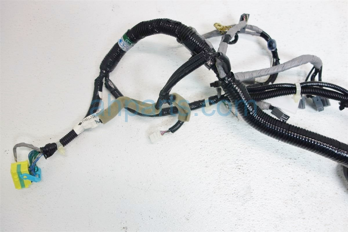 2014 Honda Accord MT INSTRUMENT WIRE HARNESS DASH 32117 T2A A720A 32117T2AA720A Replacement
