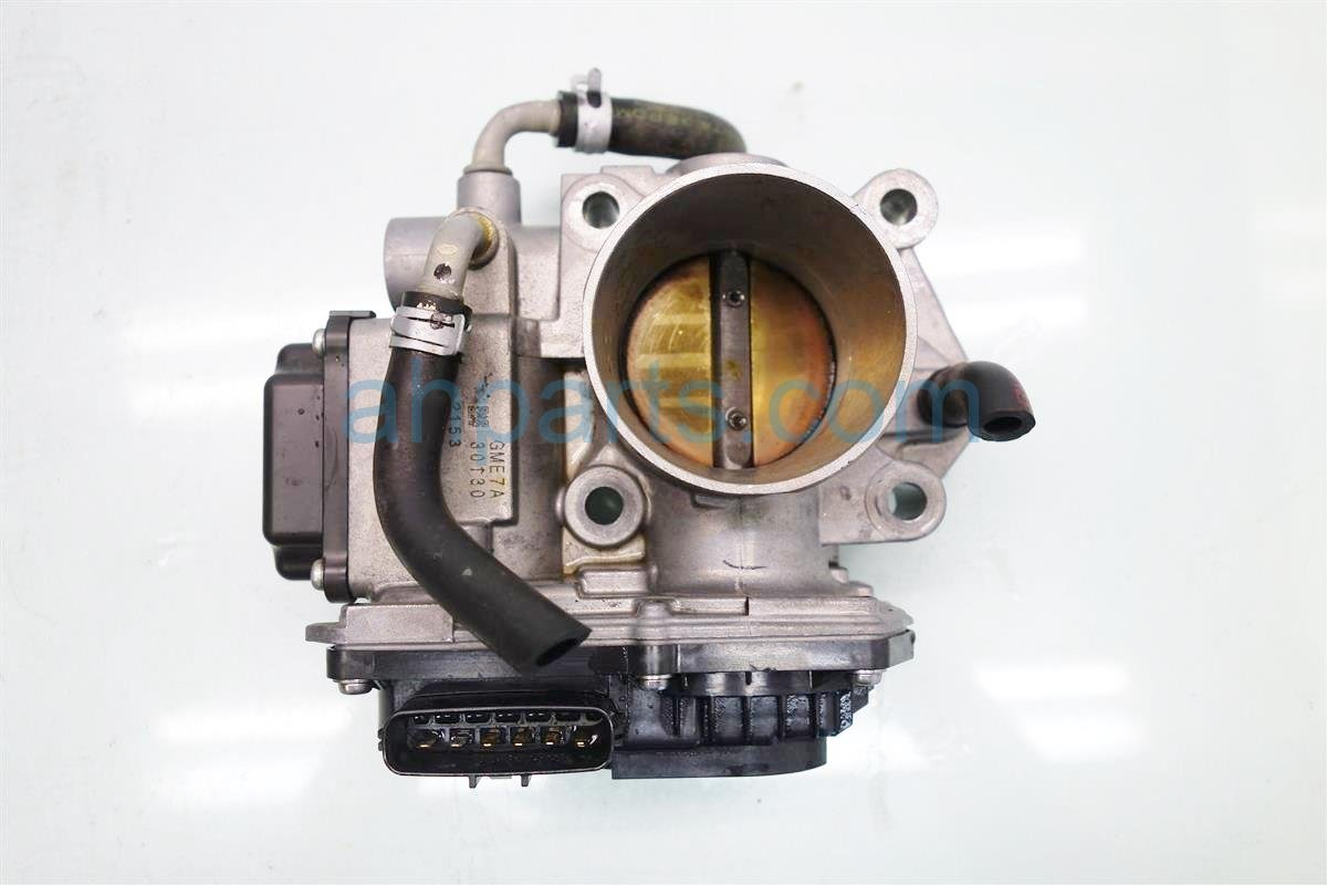 2013 Honda Civic AT THROTTLE BODY Replacement