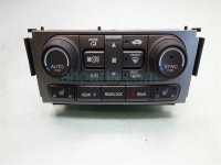 2014 Honda Pilot Temperature Climate HEATER AC CONTROL ON DASH 79600 SZA A11 79600SZAA11 Replacement