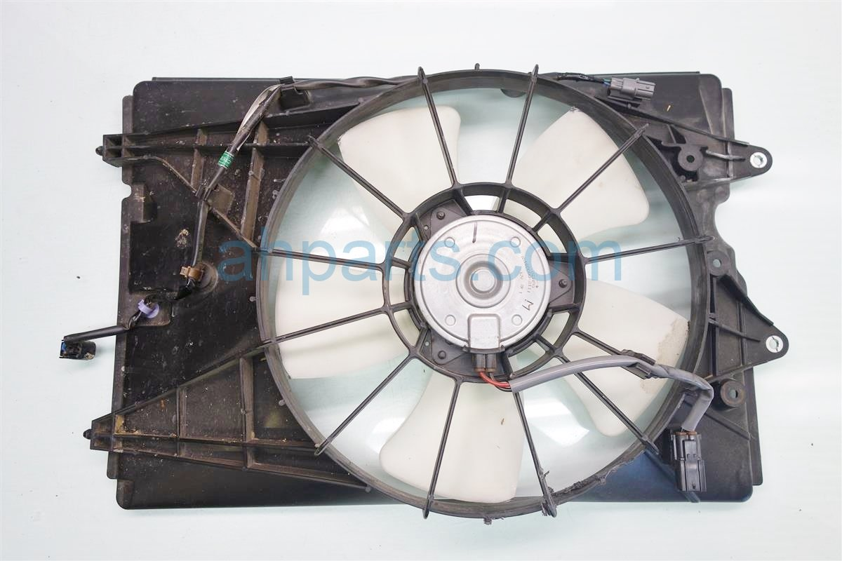 2014 Honda Pilot Cooling RADIATOR FAN ASSEMBLY Replacement