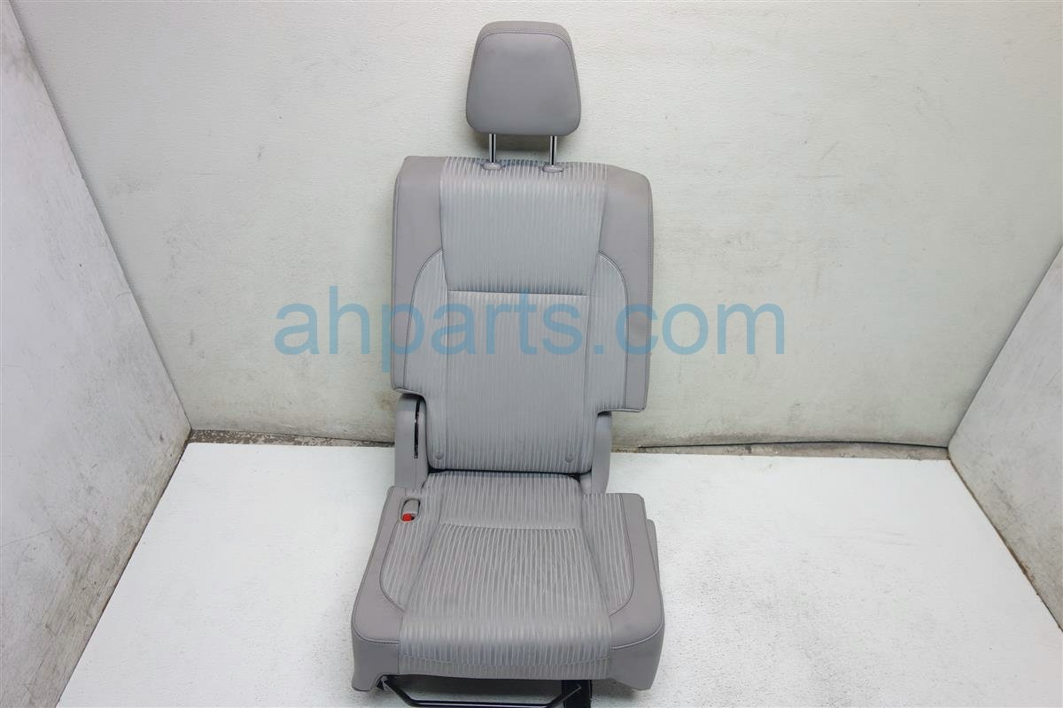 2014 Toyota Highlander Rear back 2nd row 2ND ROW Driver SEAT GRAY SOFTEX 71078 0E090 B3 710780E090B3 Replacement