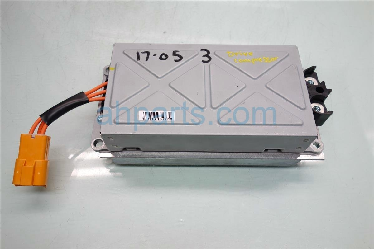 2013 Honda Civic Battery HYBRID IMA COMPRESSOR DRIVER ASSY 38850 RW0 A02 38850RW0A02 Replacement