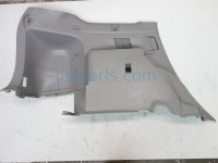 2014 Toyota Highlander Panel Rear driver INNER QUARTER TRIM LINER GRAY 64740 0E070 647400E070 Replacement