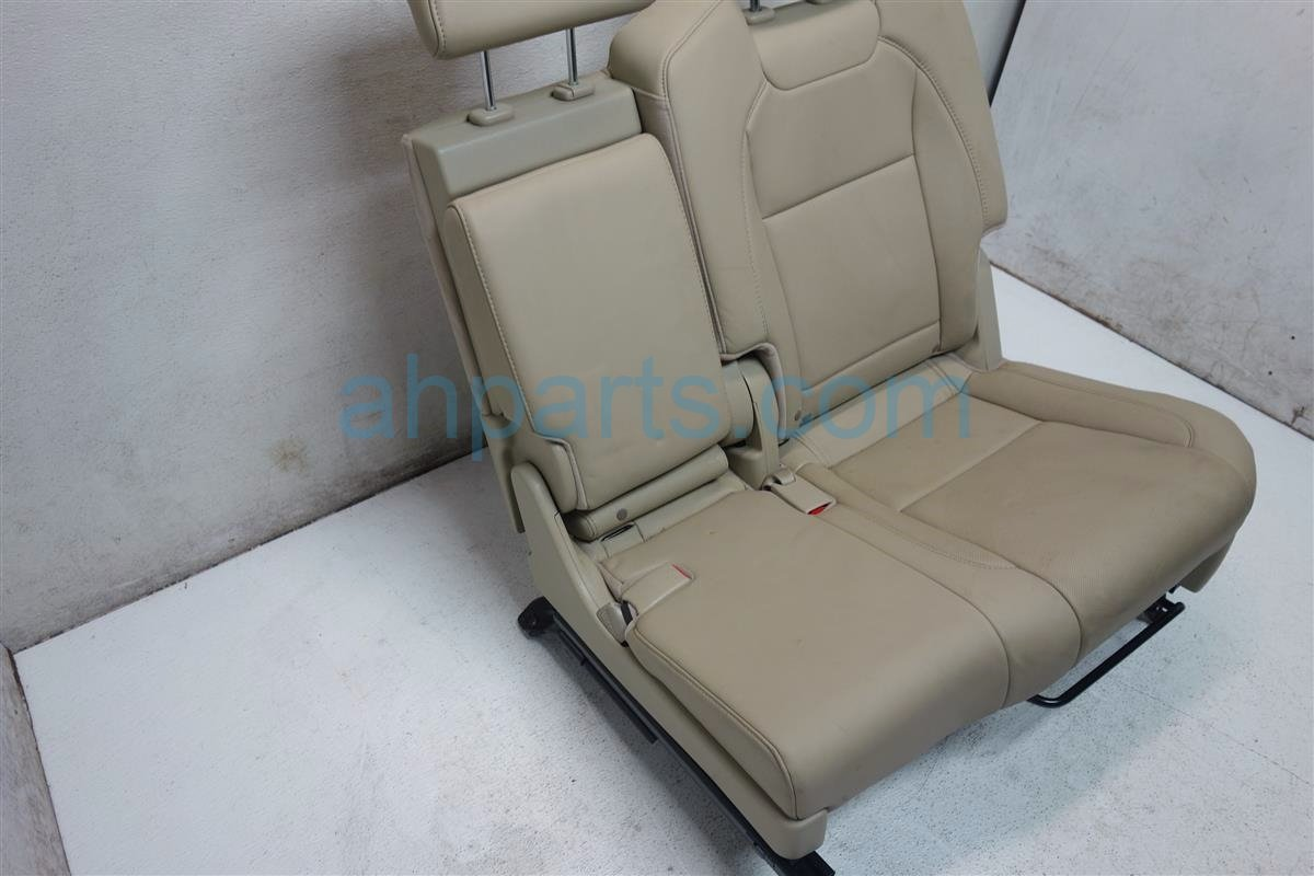 2015 Acura MDX Rear back 2nd row 2ND ROW Driver SEAT TAN 81731 TZ5 A61ZA 81731TZ5A61ZA Replacement