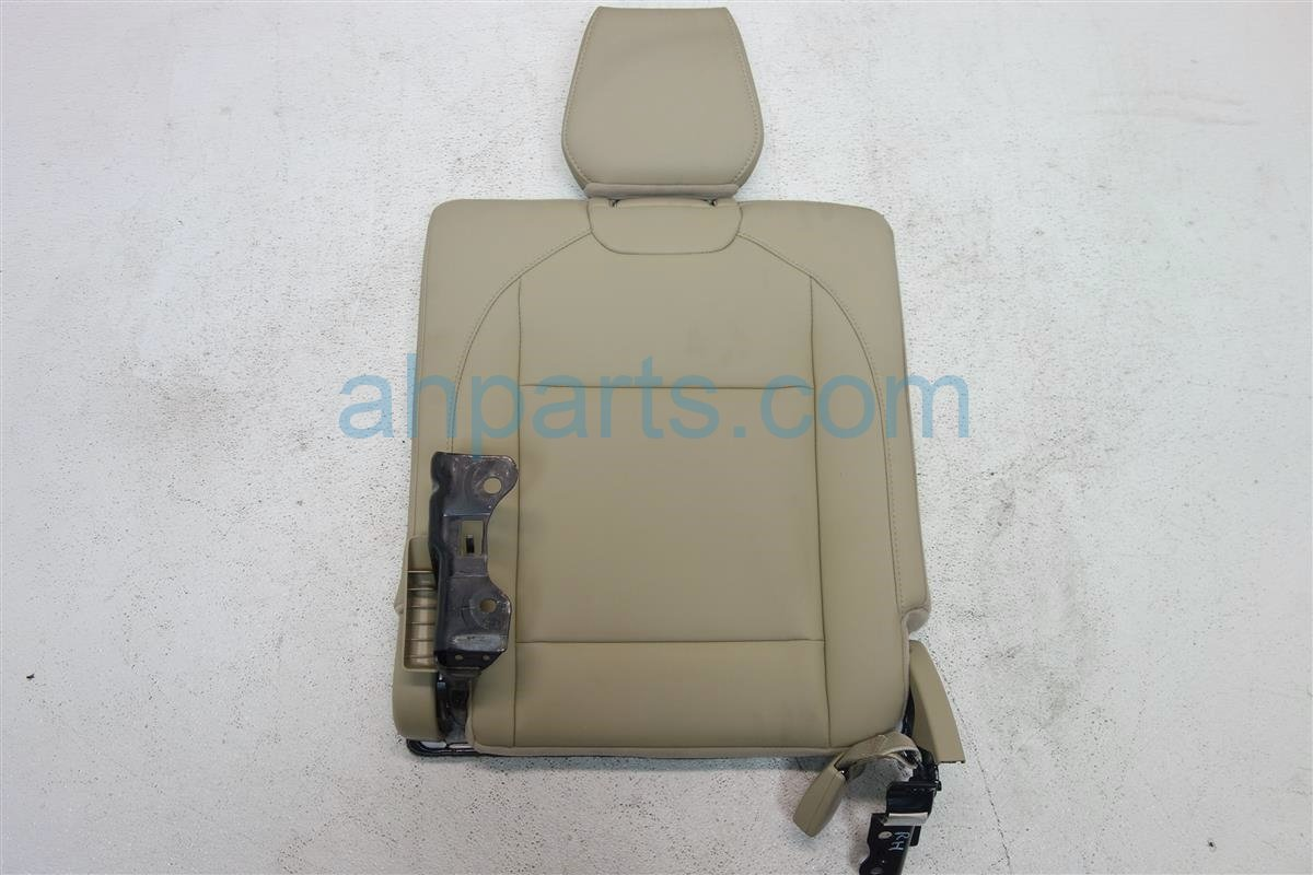 2015 Acura MDX Rear Back 3rd row 3RD ROW Passenger UPPER SEAT PORTION TAN 82121 TZ5 A61ZA 82121TZ5A61ZA Replacement