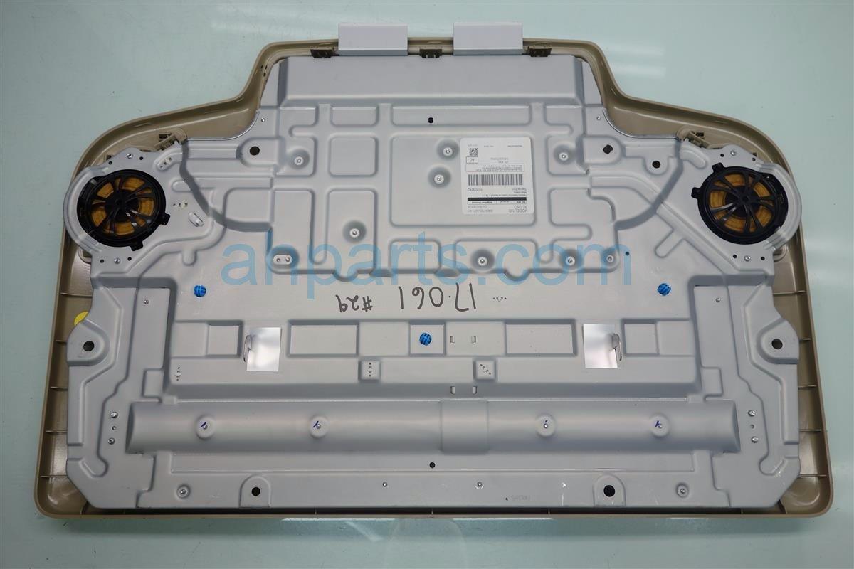 2015 Acura MDX REAR ENTERTAINMENT PLAYER wide 39460 TZ6 A02ZA 39460TZ6A02ZA Replacement