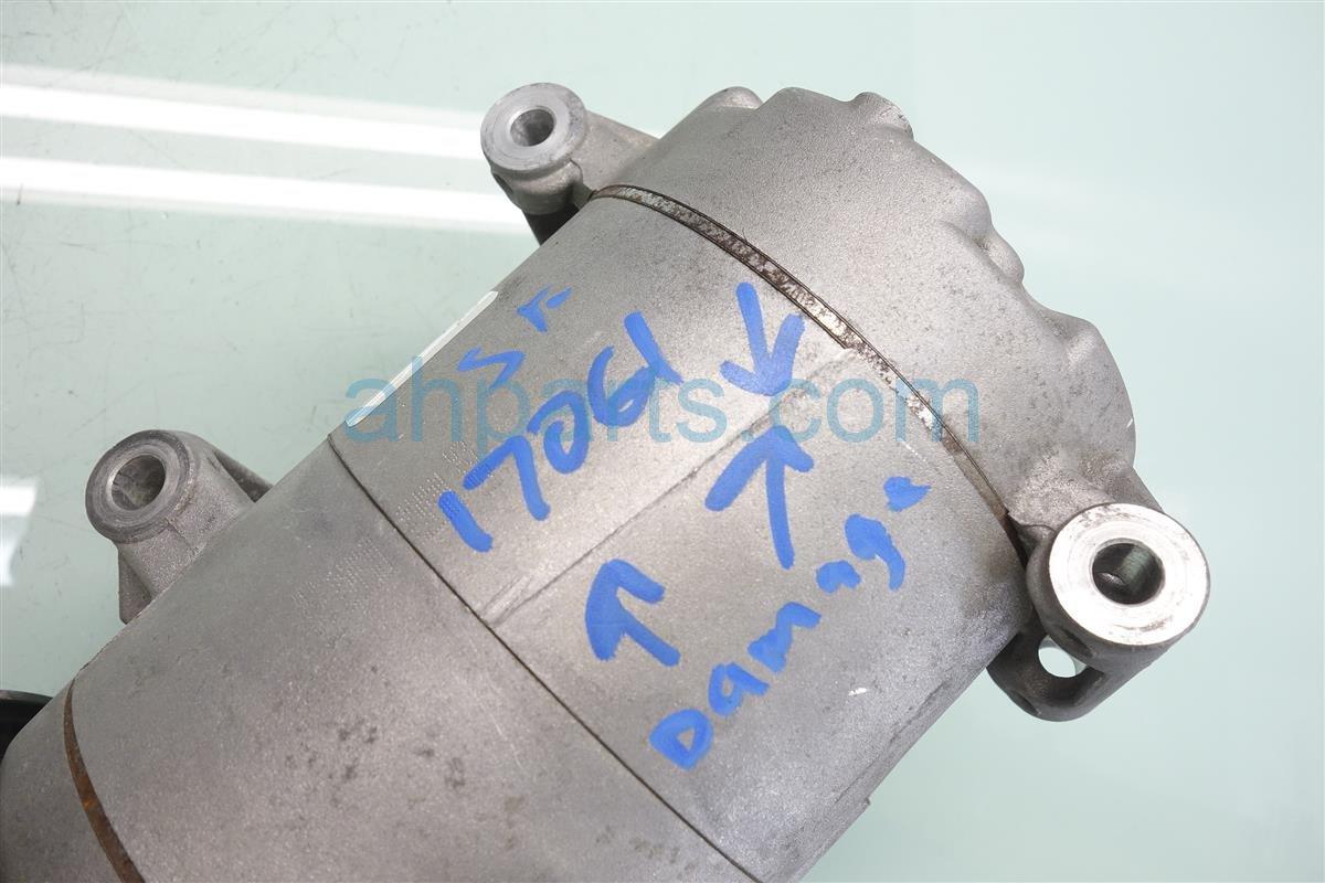 2015 Acura MDX clutch AC PUMP AIR COMPRESSOR damaged 38810 5J6 A03 388105J6A03 Replacement