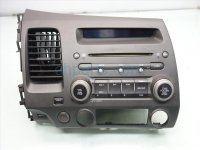 2008 Honda Civic AM FM CD RADIO 39101 SNA A61 39101SNAA61 Replacement