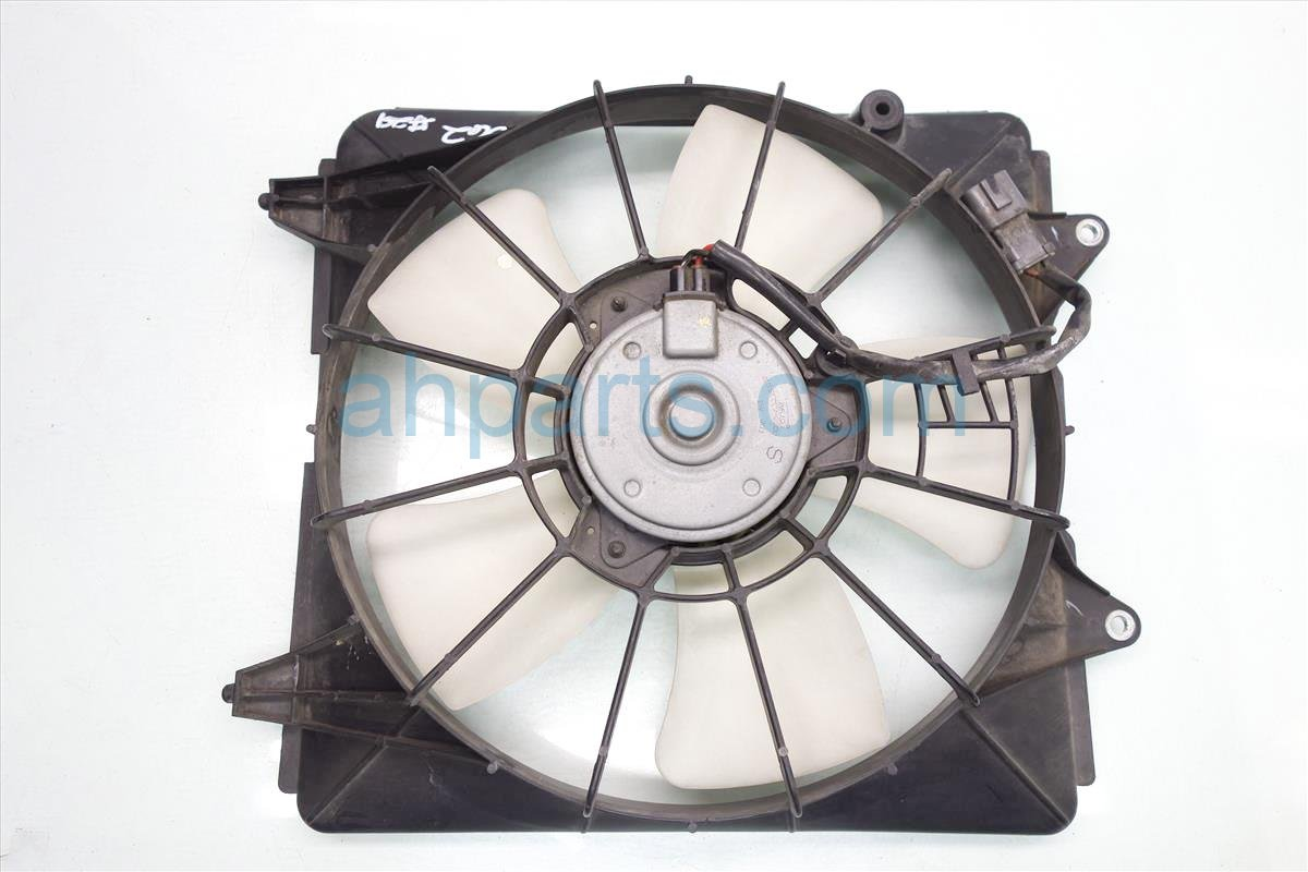 2008 Honda Civic Cooling RADIATOR FAN ASSEMBLY Replacement