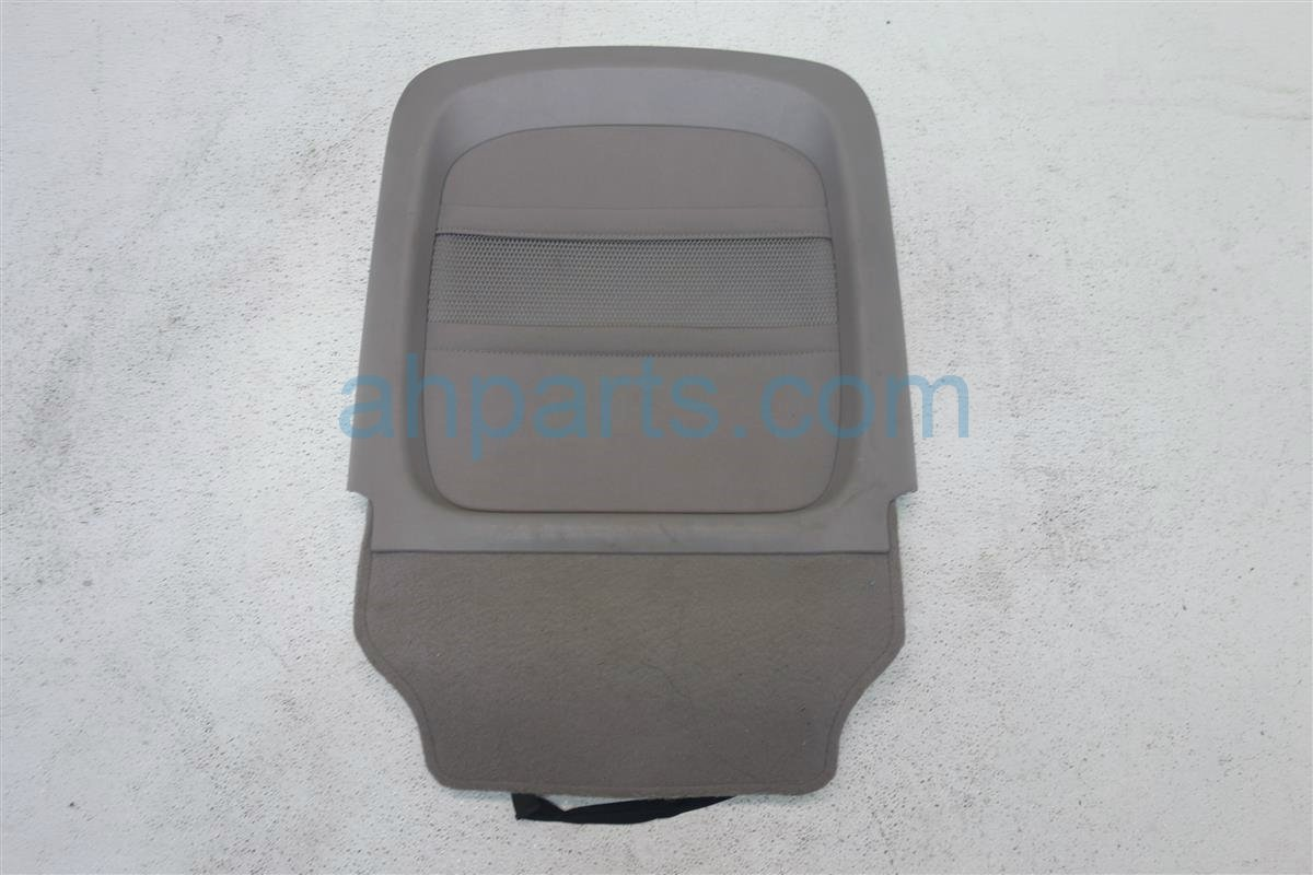 2010 Honda Pilot Cover Front passenger SEAT BACK PANEL GRAY 81128 SZA A01ZC 81128SZAA01ZC Replacement