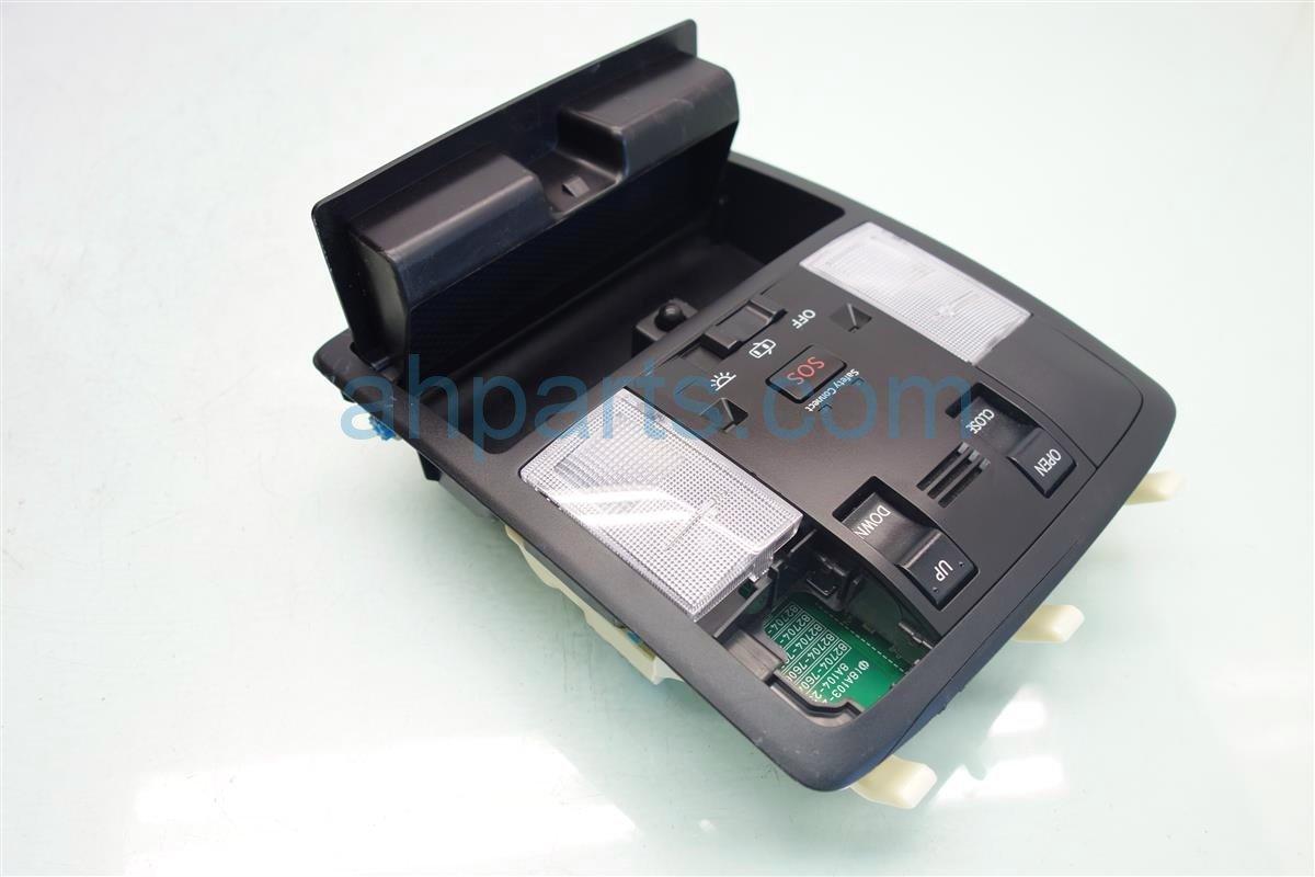 2014 Lexus Ct200h MAP LIGHT BLACK 81260 76190 C0 8126076190C0 Replacement