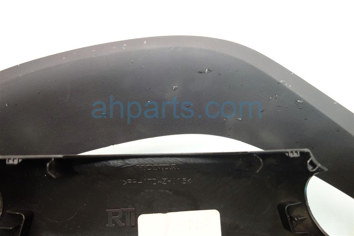 2015 Acura MDX SPEEDOMETER CLUSTER BEZEL 77200 TZ5 A00ZA 77200TZ5A00ZA Replacement