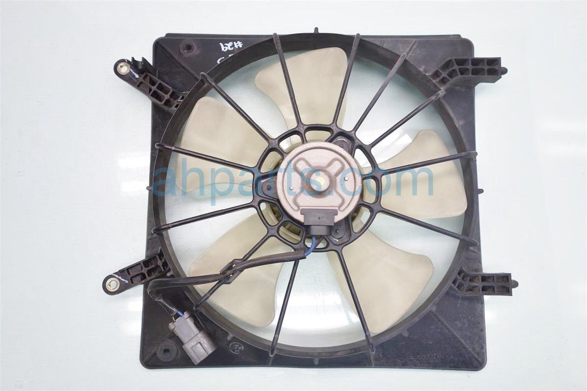 ... 1998 Honda Accord Cooling Radiator Fan Assembly Replacement ...