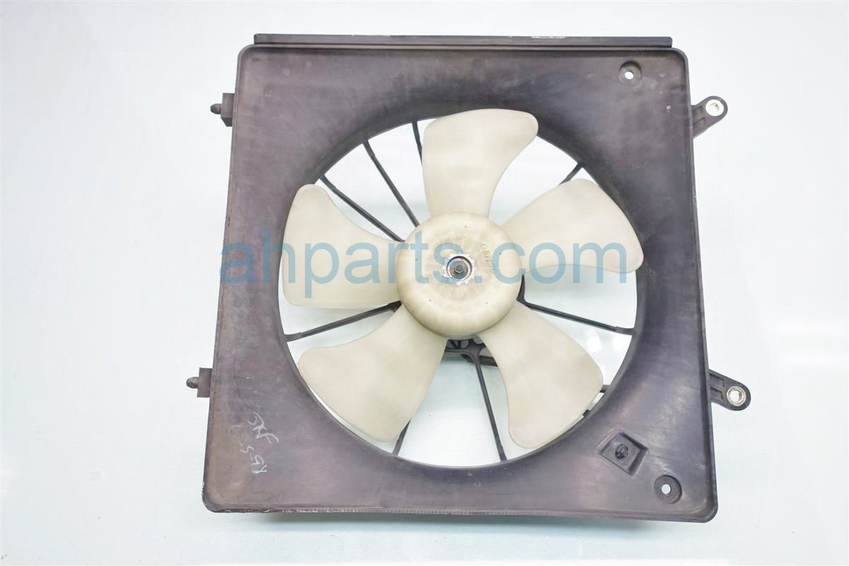 1998 Honda Accord Cooling RADIATOR FAN ASSEMBLY Replacement
