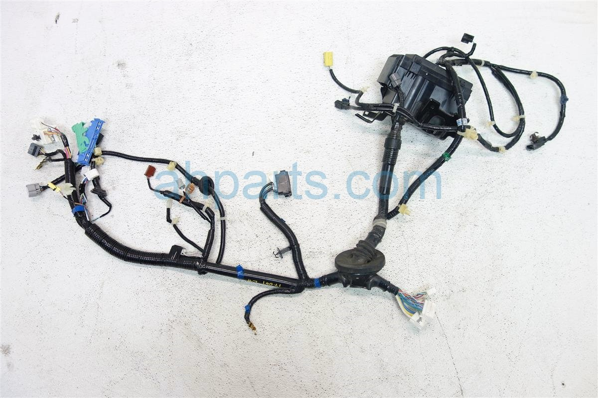 2015 Acura MDX Driver HEADLIGHT ENGINE ROOM HARNES WIRE 32120 TZ5 A10 ADVANCE 32120TZ5A10ADVANCE Replacement