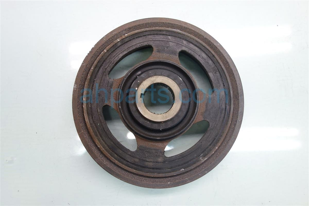 2015 Acura MDX Pulley HARMONIC BALANCER CRANK SHAFT 13810 5G0 A01 138105G0A01 Replacement