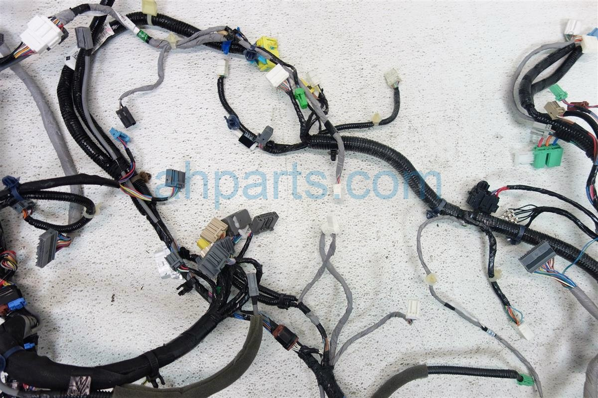 2015 Acura MDX INSTRUMENT DASH WIRING HARNESS 32117 TZ5 A30 ADVANCE 32117TZ5A30ADVANCE Replacement