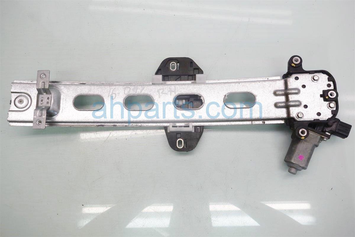 2010 Honda Civic Front Regulator 2DR Passenger WINDOW REHULATOR 72210 SVA A02 72210SVAA02 Replacement
