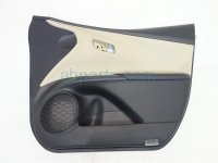 $180 Toyota FR/R DOOR PANEL DARK GRAY/TAN