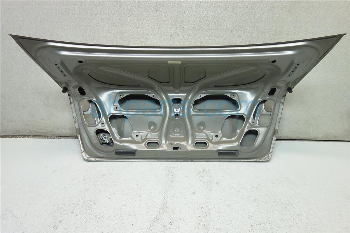 2003 Honda Civic Deck Lid  Rear Trunk Has Dents