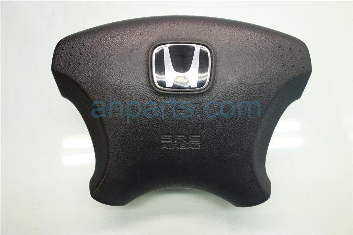 2003 Honda Civic 4DR DRIVER WHEEL AIRBAG BLACK 06770 S5F A10ZA HAS 06770S5FA10ZAHAS Replacement