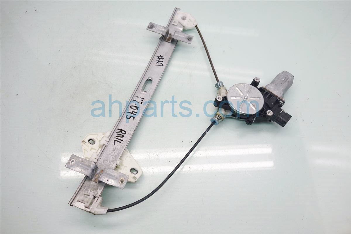 2005 Acura TL Rear driver WINDOW REGULATOR 72750 SEP A02 72750SEPA02 Replacement