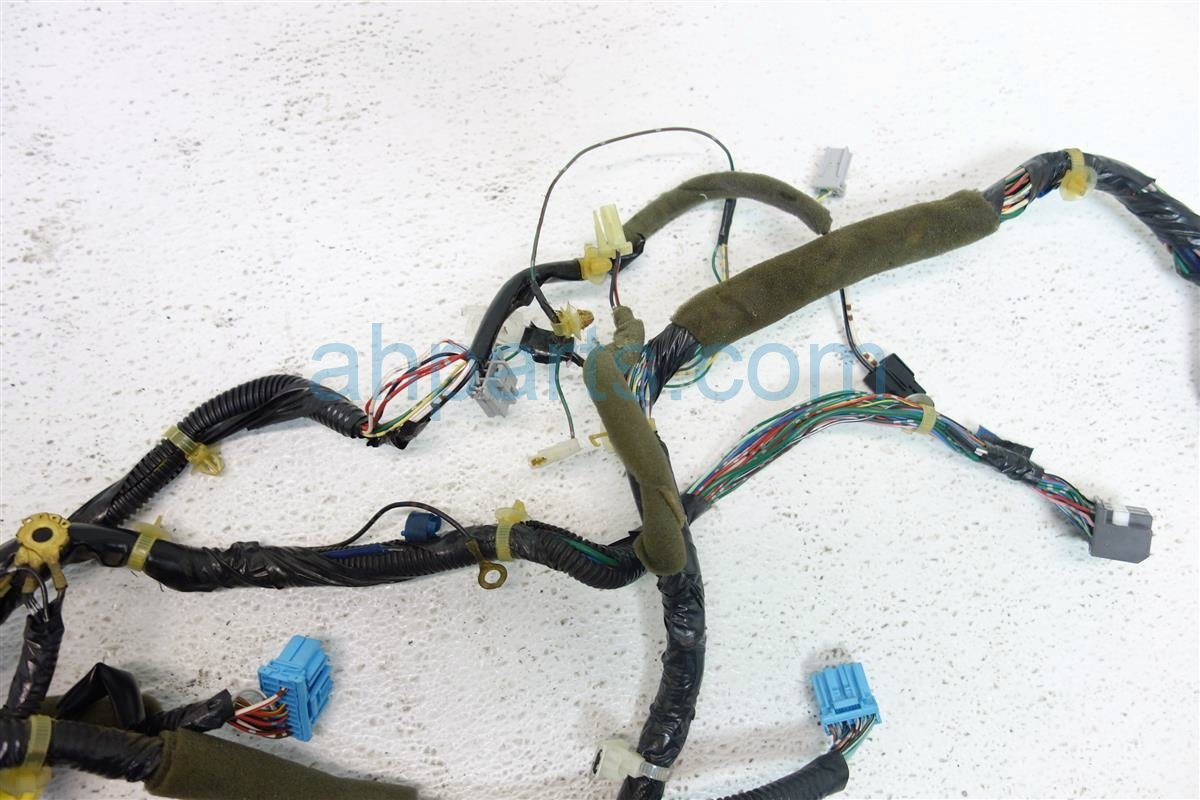 1998 Honda Accord Instrument Dash Wiring Harness 32117 S84 A21 98 99 1995  Honda Accord Stereo Wiring Diagram 1998 Honda Accord Wiring Harness