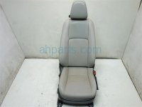 2014 Lexus Is 250 Front passenger SEAT GRAY LEATHER Replacement
