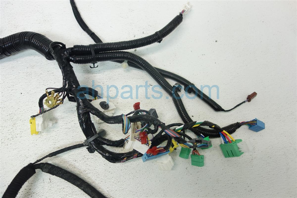 2017 Honda Civic 5dr Instrument Dash Wiring Harness 32117 Tgg L10 Replacement