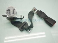 2014 Honda Accord 2DR REAR MIDDLE SEAT BELT BLACK 04823 T3L A00ZC 04823T3LA00ZC Replacement