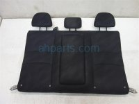 $150 Honda REAR UPPER BACK SEAT BLACK CLOTH