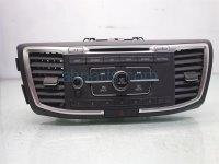 2017 Honda Accord AM FM CD RADIO PLAYER HYBRID BASE 39100 T3W A02CP 39100T3WA02CP Replacement