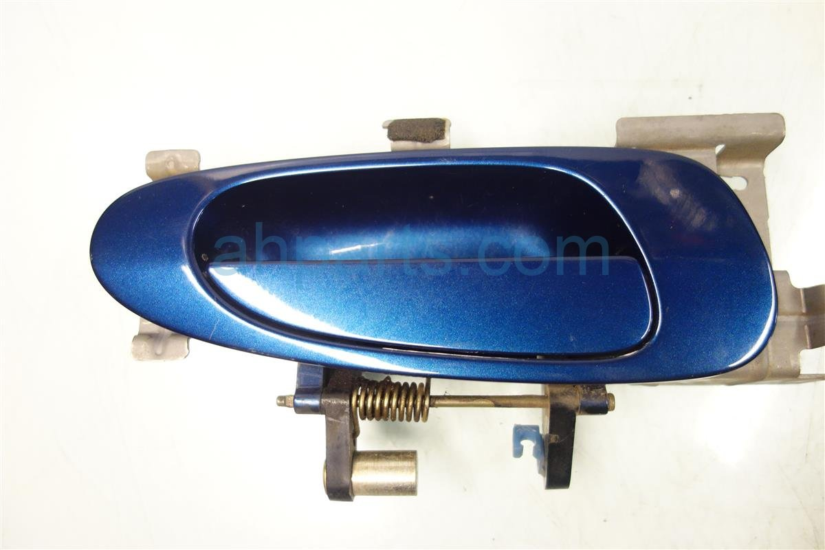 2005 Honda Accord Outside Exterior door 2DR Passenger OUTSIDE HANDLE BLUE 72140 SDN A01ZA 72140SDNA01ZA Replacement