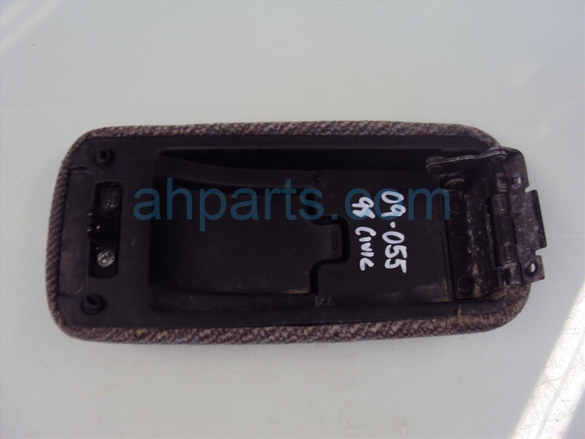 1998 Honda Civic ARMREST GRY CLOTH 83403 S02 A01 83403S02A01 Replacement