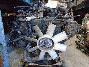 4x4 Engine assembly