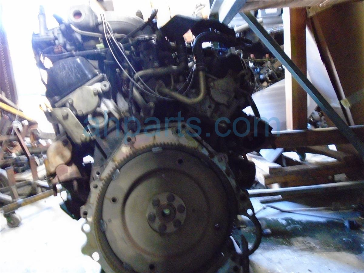 sold 1995 nissan pathfinder motor 4x4 engine assembly vg30e ah parts dismantlers