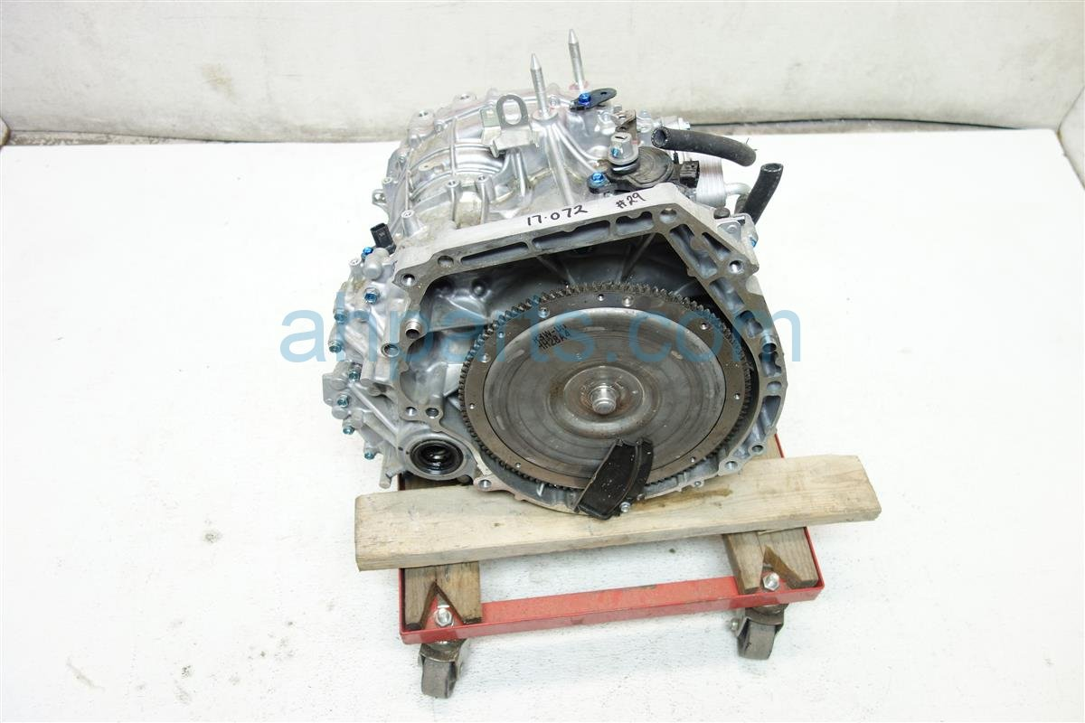 Buy 2016 honda civic at transmission miles 30k wrnty 6 for Honda civic transmission cost