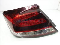2015 Honda Civic Rear Lamp 2DR DRIVER TAIL LIGHT Replacement