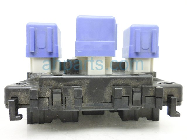 2000 infiniti qx4 driver dash fuse box 24350 2w600 replacement