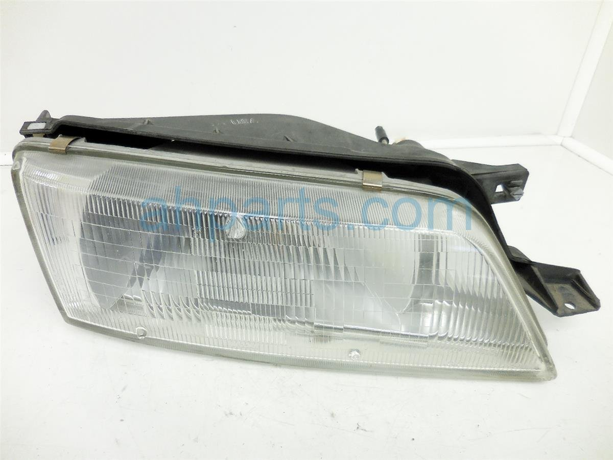 1996 Nissan Maxima Lamp Penger Headlight Embly Gl Lens 26010 40u25 Replacement