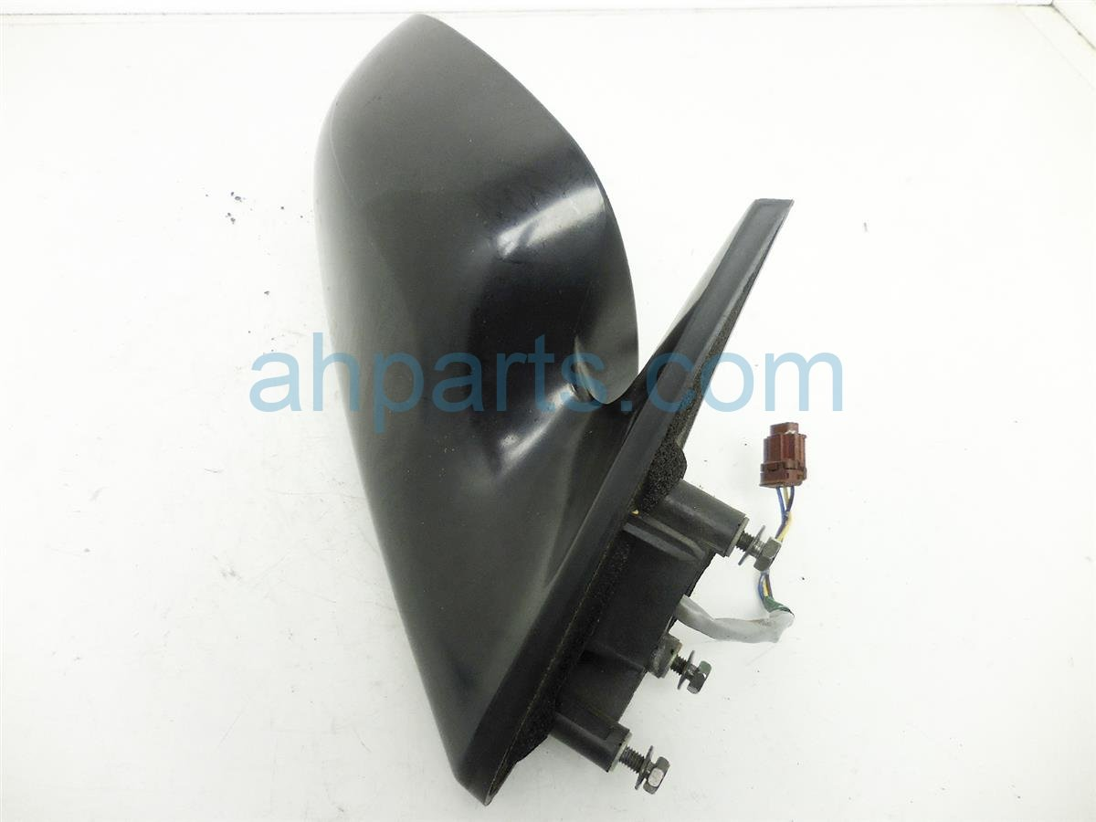 1996 Nissan Sentra Side Rear View Passenger Door Mirror Black 96301 4B000 963014B000 Replacement