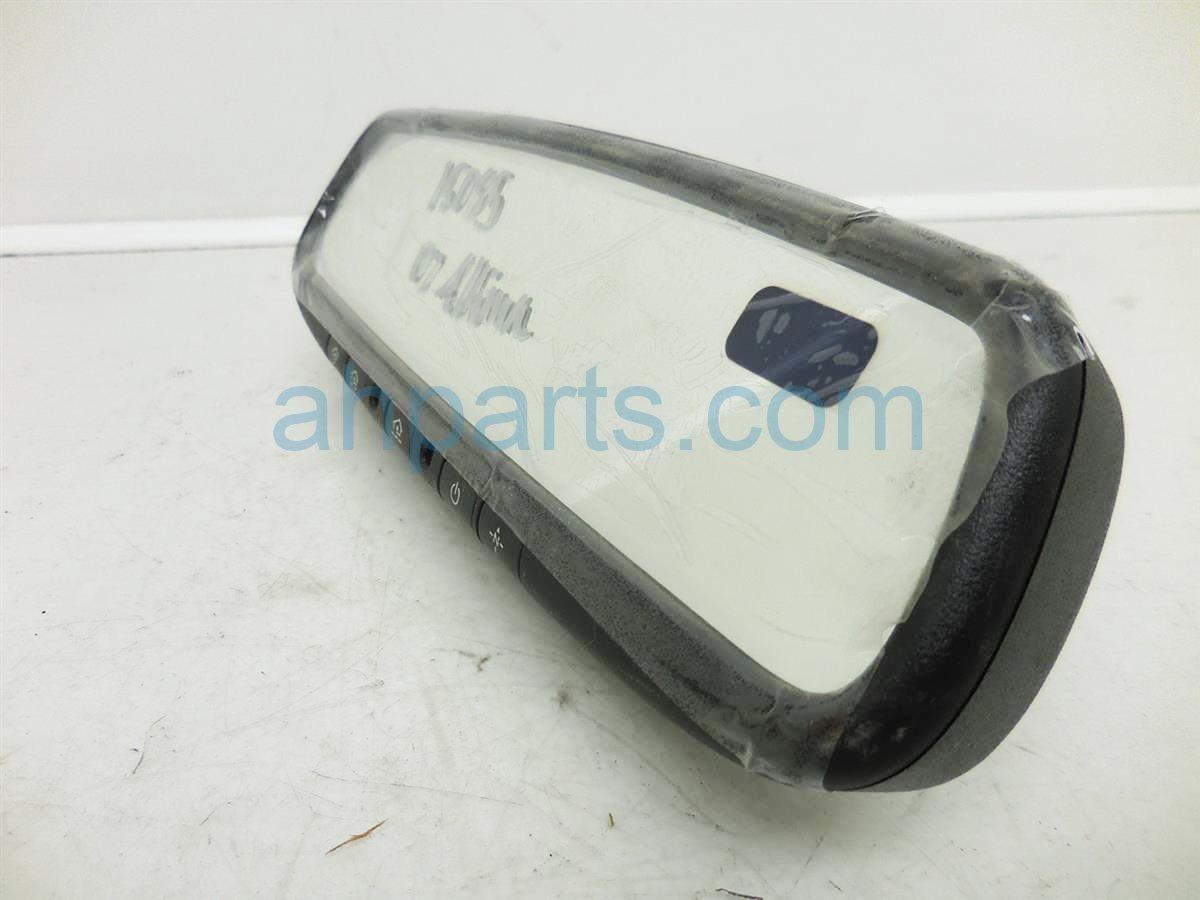Buy 40 2007 Nissan Altima Interior Inside Rear View Mirror W Auto Dim Comp 96321 Cb00a