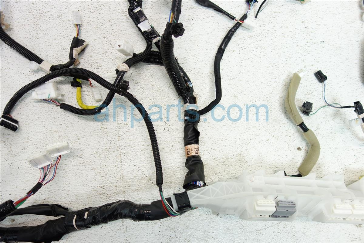 Camry Wiring Harness Library Toyota 2015 Instrument Dash 82141 0xb40 Replacement